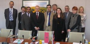 Poseta delegacije iz Kraljevine Maroko Privrednoj komori Vojvodine
