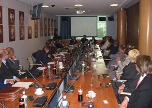 Delegacija italijanskih privrednika u Privrednoj komori Vojvodine