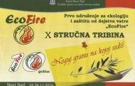 """X Tribina """"Neguj granu na kojoj sediš"""" – EcoFire, Novi Sad"""