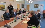 Poseta delegacije Štajerske privredne komore iz Slovenije Privrednoj komori Vojvodine