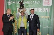 Привредна комора Војводине на Вечери шампиона