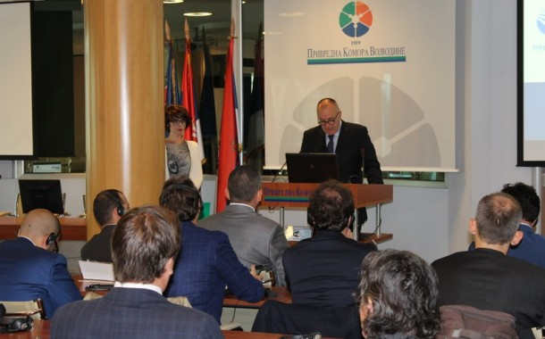 Италијанској делегацији представљени привредни потенцијали АП Војводине