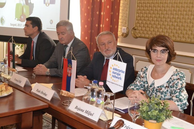Интервју: Размена искуства и добре праксе мађарских и српских привредника