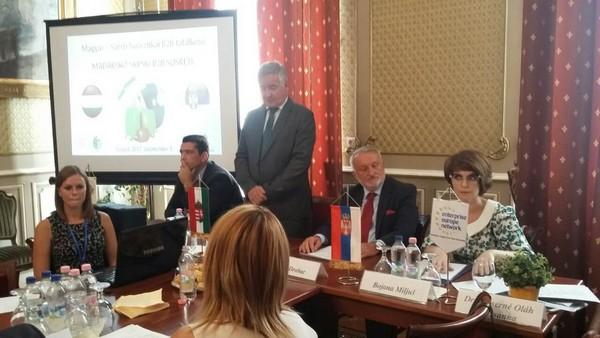 Међурегионална сарадња са Мађарском све јача
