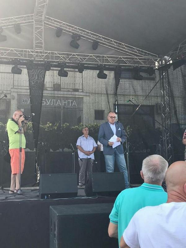 Бошко Вучуревић отворио овогодишње Дане грожђа у Баноштору