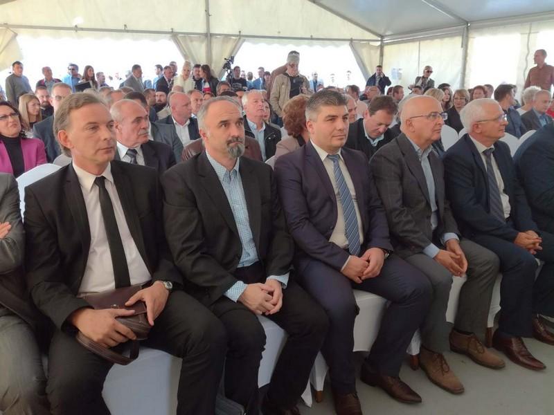 Привредна комора Војводине на отварању Регионалног сајма привреде у Новој Пазови