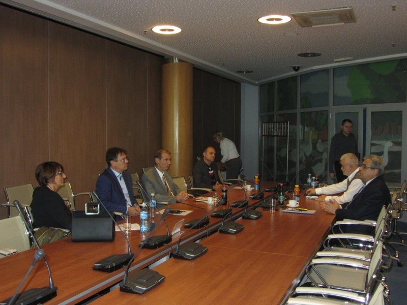 Прва конститутивна седница Надзорног одбора Привредне коморе Војводине