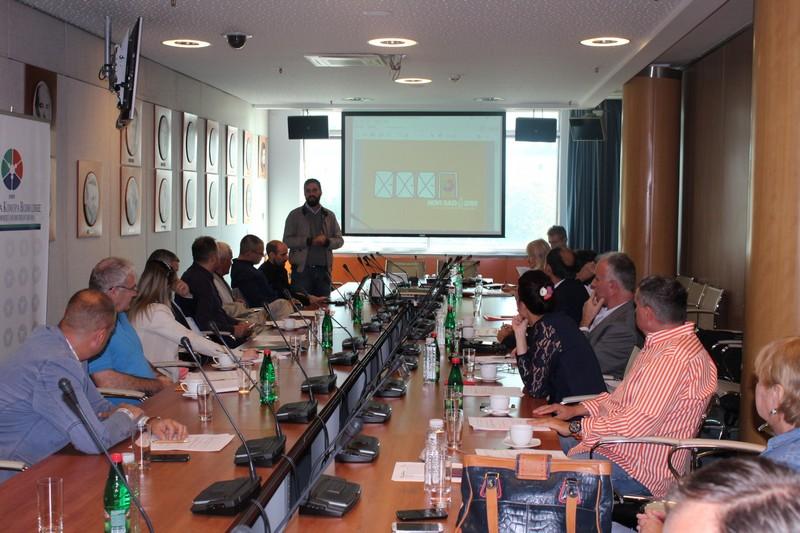 Образовано пет групација у Удружењу услуга Привредне коморе Војводине