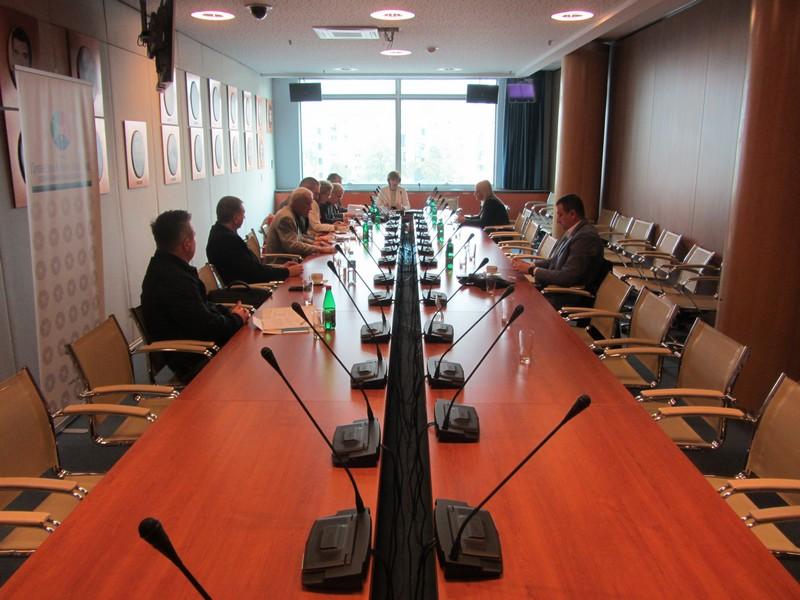 Конституисана Групација за комунално стамбену привреду у Удружењу услуга Привредне коморе Војводине