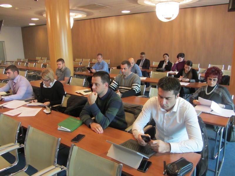 Одржана II седница Групације за транспорт опасне робе