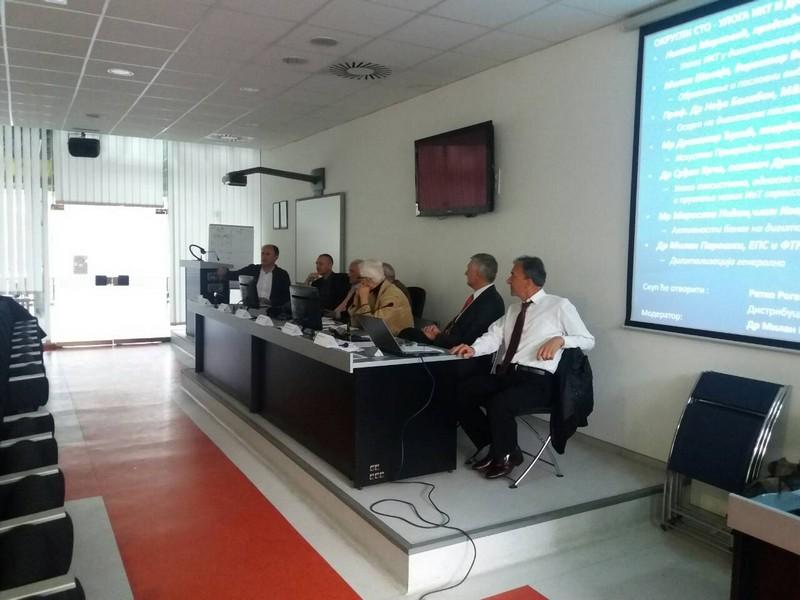 """Привредна комора Војводине на округлом столу """"Улога ИКТ и дигитализације као шанса за бржи развој"""""""