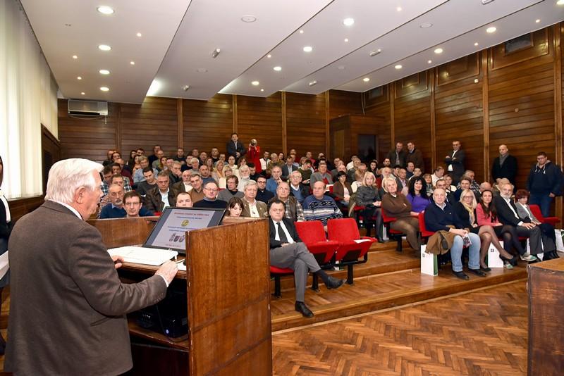 """Привредна комора Војводине на семинару """"Савремени трендови на тржишту вина"""""""