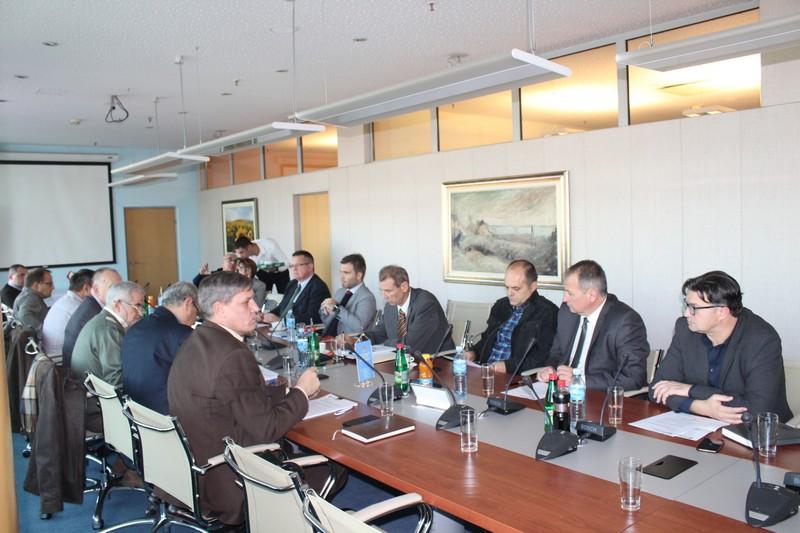 Заједничка седница Финансијске комисије и Надзорног одбора