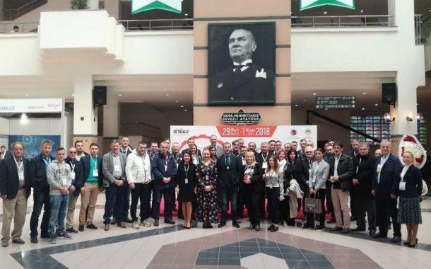 Привредна комора Војводине на Међународном сајму млинарства у Истанбулу