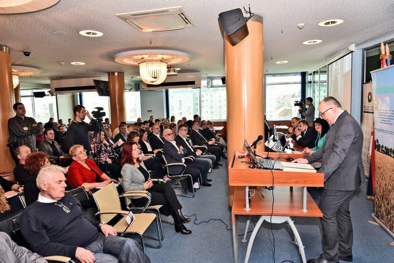 Одржан тематски скуп о финансирању пољопривреде 2018. уз подршку државе