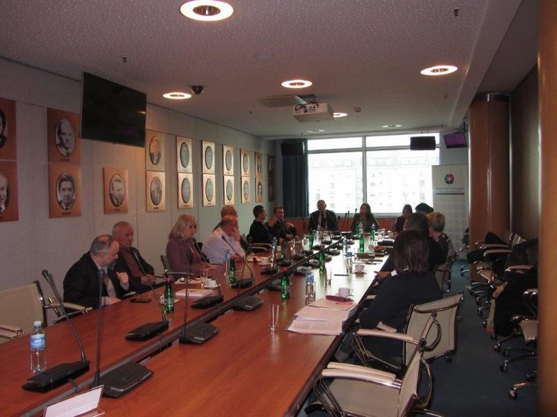 Одржана II седница Групације за грађевинарство, индустрију грађевинског материјала и стамбену индустрију