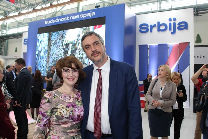 Привредна комора Војводине на отварању 21. Међународног сајма привреде у Мостару