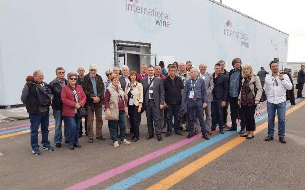 Војвођански винари посетили Сајам вина у Верони
