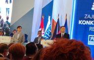 Привредна комора Војводине на свечаној седници Скупштине НАЛЕД-а