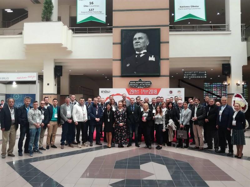 Више од 30 војвођанских привредника на Међународном сајму опреме за прераду житарица у Истанбулу