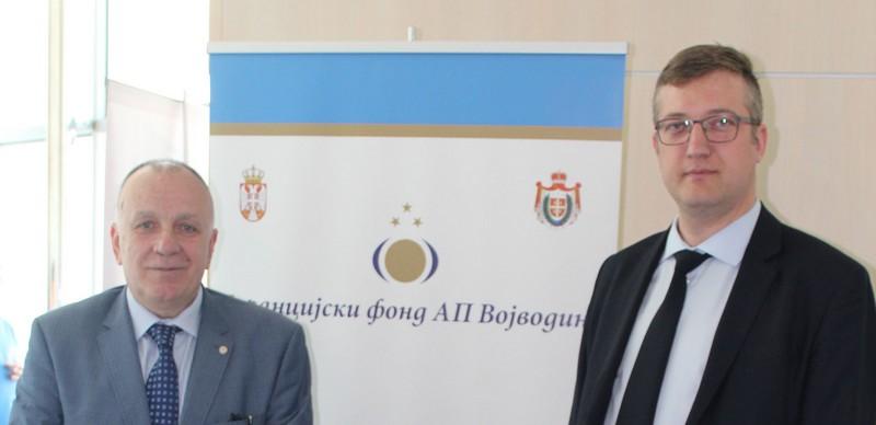 Привредна комора Војводине на свечаном коктелу Гаранцијског фонда АП Војводине