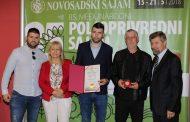 Привредна комора Војводине на Пролећном фестивалу вина на Пољопривредном сајму