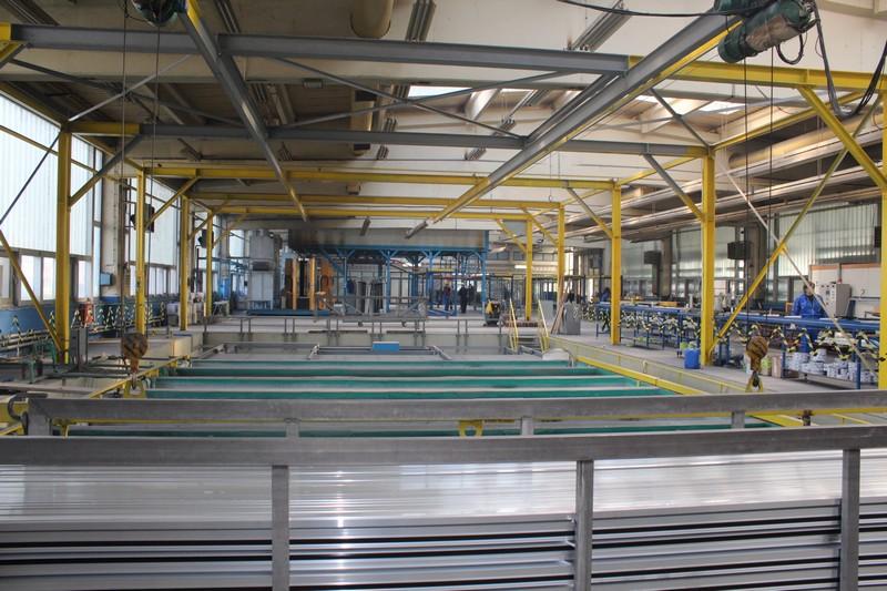 """Привредна комора Војводине и емисија """"Бизнис монитор"""" на тему недостатка квалификоване радне снаге у металској индустрији"""