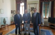 Привредна комора Војводине у посети Привредној комори Пиреја у Грчкој