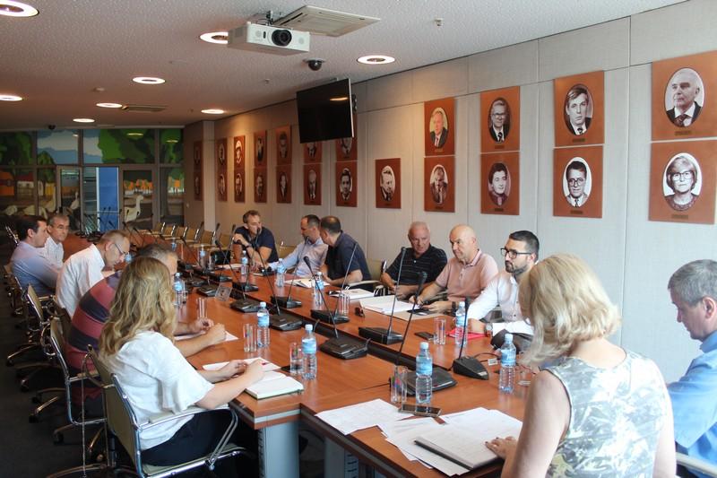 Одржана трећа седница Групације за трговину Привредне коморе Војводине