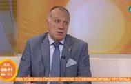 Привредна комора Војводине гост Јутарњег програма Радио телевизије Војводине