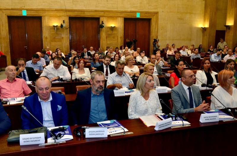 Представљен пројекат прекограничне сарадње на ревитализацији Бегеја вредан 14 милиона евра