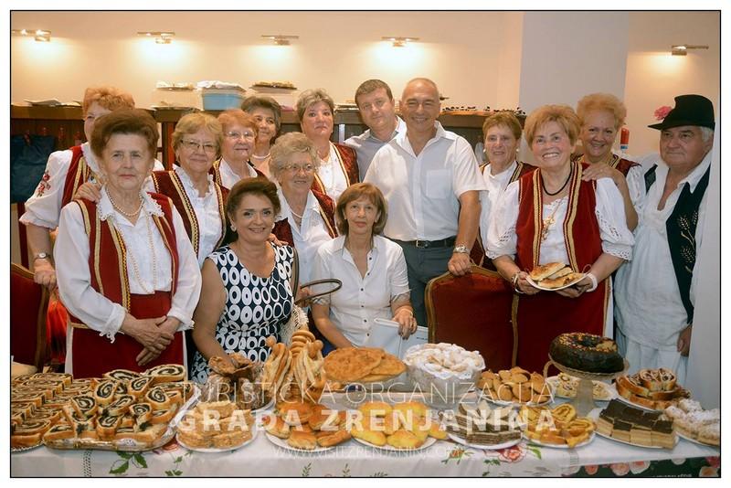 Подршка Привредне коморе Војводине војвођанској традицији и стваралаштву
