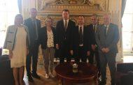 Привредна комора Војводине у делегацији Покрајинске владе у радној посети Паризу