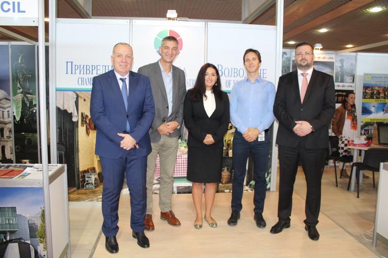 Заједничко представљање туристичке понуде региона под окриљем Привредне коморе Војводине