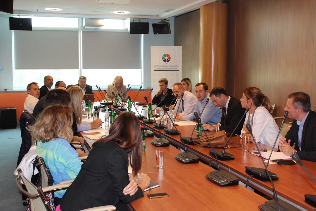 Одржана четврта седница Групације за трговину Привредне коморе Војводине