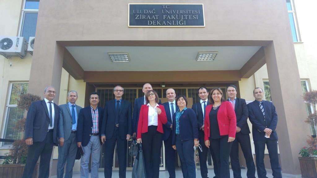 Делегација Привредне коморе Војводине посетила 16. Међународни пољопривредни сајам у Бурси