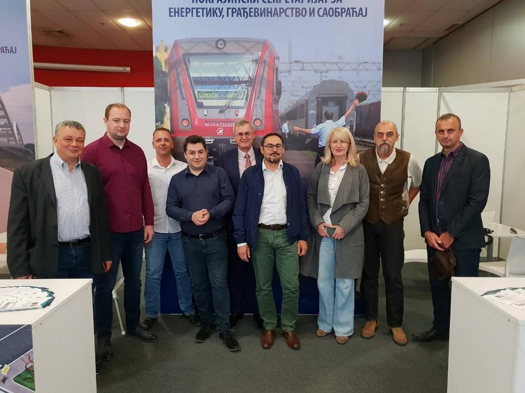 """Одржан други Међународни сајам саобраћаја """"Traffic solutions expo 2018"""""""