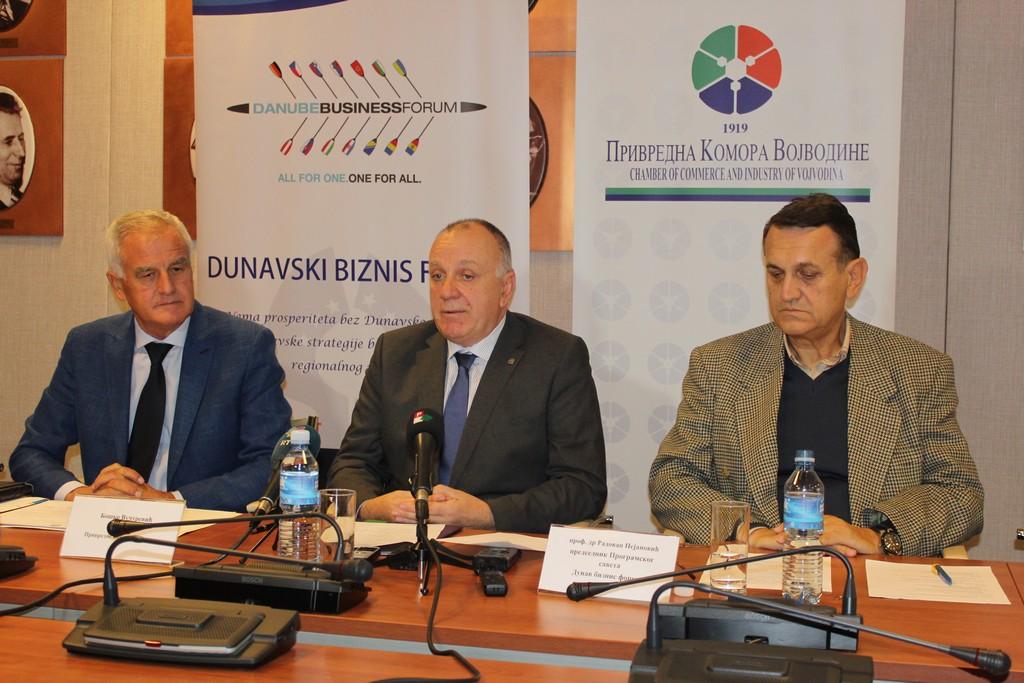 """Najavljen """"Dunavski biznis forum"""" – 13. i 14. novembra u Novom Sadu"""