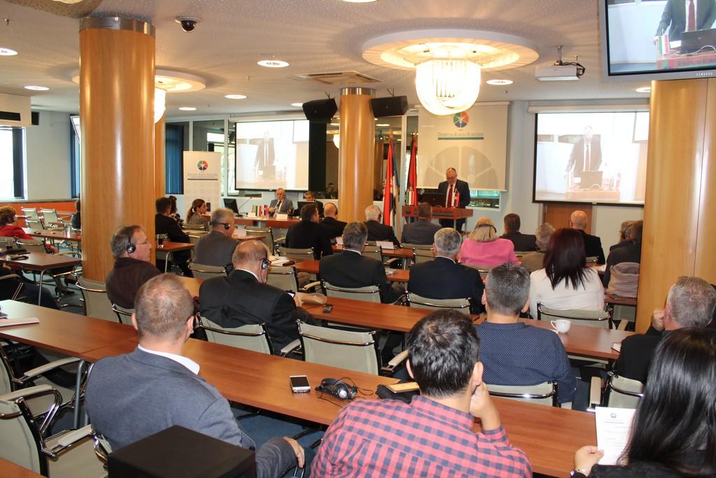 Srpsko-mađarski poslovni forum na temu razvoj komunalne infrastrukture AP Vojvodine