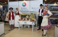 Гастро презентација и дегустација сира и вина на штанду Привредне коморе Војводине