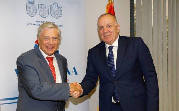 Озваничена сарадња привредних комора Војводине и Валоније