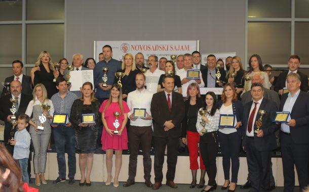 Додељена признања на 51. Међународном сајму ЛОРИСТ