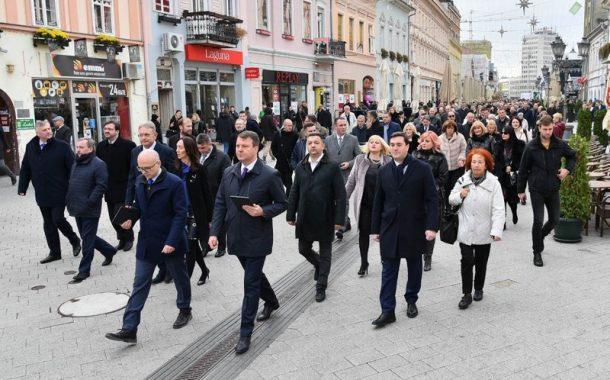"""У центру Новог Сада отворена Интерактивна изложба """"1918"""""""