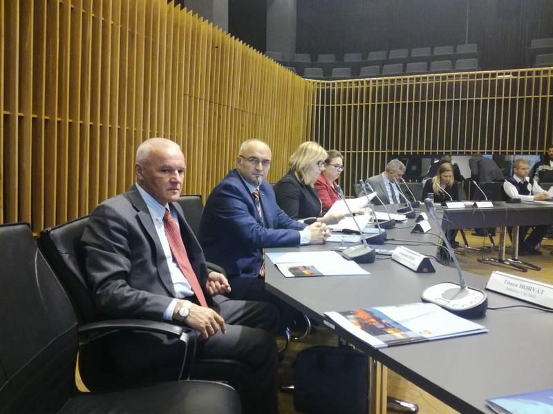 Привредна комора Војводине на седници Скупштине регионалне сарадње Дунав-Криш-Мориш-Тиса.