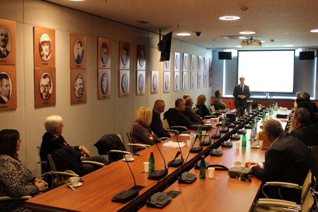 Одржана седница Групације за комунално стамбену привреду Привредне коморе Војводине