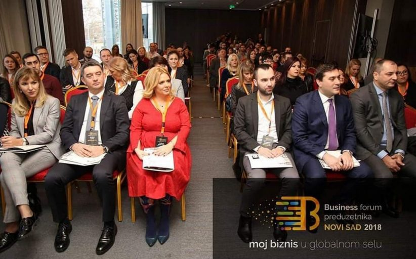 """Privredna komora Vojvodine na poslovnom forumu """"Moj biznis u globalnom selu"""""""