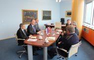 Sastanak delegacija Privredne komore Vojvodine i Trgovinskog predstavništva Ruske Federacije u Republici Srbiji