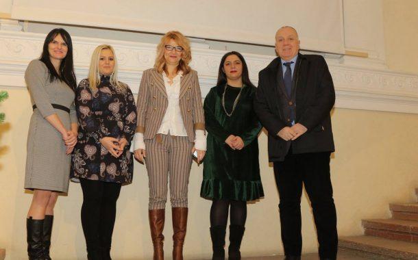 Zahvalnica Privrednoj komori Vojvodine za izuzetnu poslovnu saradnju