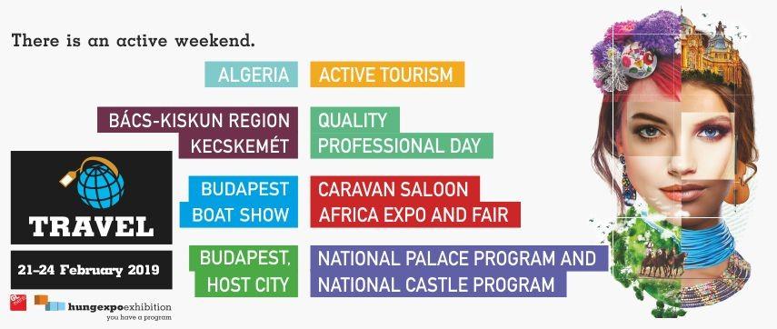 """Представљање туристичке привреде Војводине на Међународном сајму туризма у Будимпешти """"UTAZAS2019"""""""