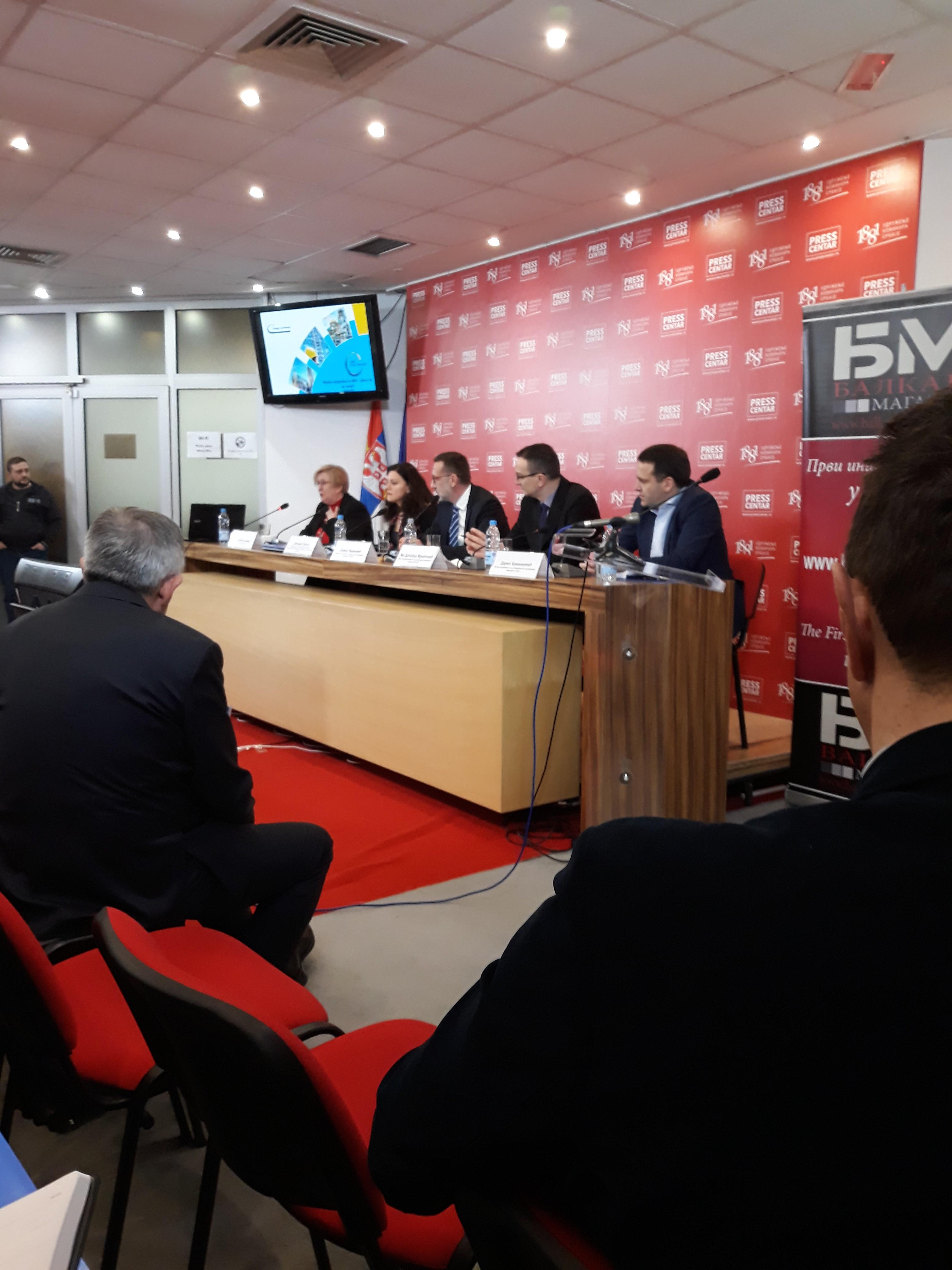 Привредна комора Војводине на конференцији о електроенергетским потенцијалима у региону